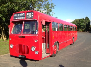 Midland Red 5545