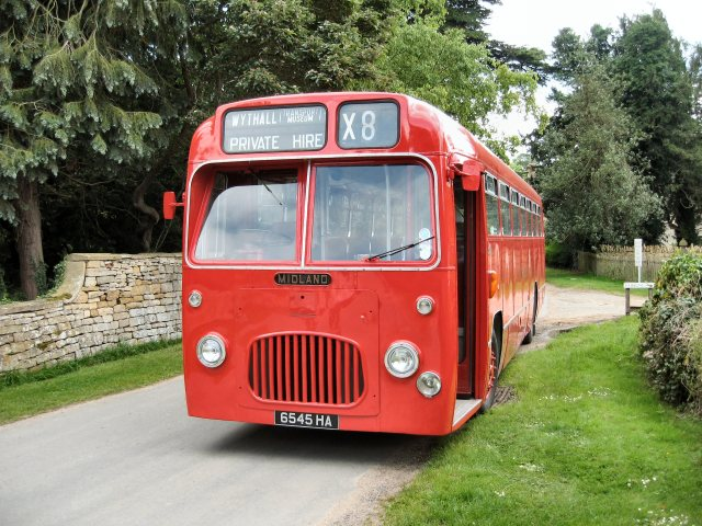 5545 at Stanway House [Nigel Collingwood]