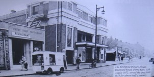 Birchfield Picture House in 1952