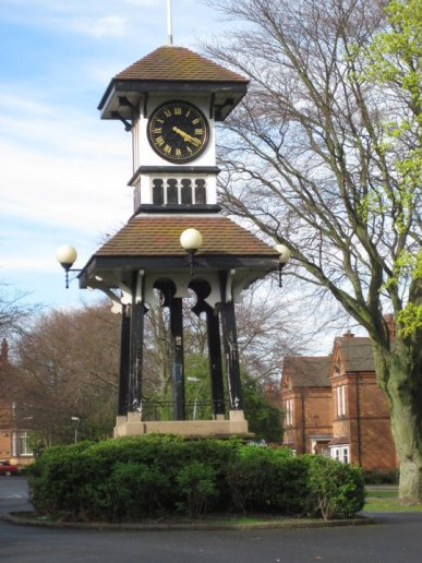 Erdington Cottage Homes Clock Tower