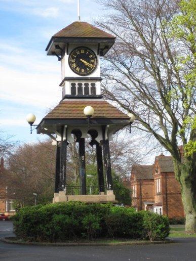 Erdington Cottage Homes Clock Tower