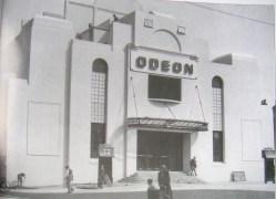 "The first ""ODEON"" Cinema in Birchfield Road."