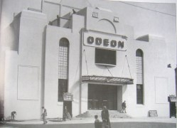 "The first ""ODEON"" Cinema in Birchfield Road."