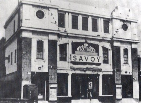 The Savoy Cinema in Cotteridge