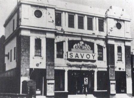 The Savoy Cinema in Cotteridge